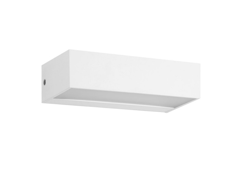 Απλίκα τοίχου 8620018 εξωτερικού χώρου  σε λευκό